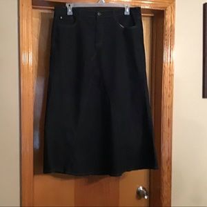 Brand New Jean Skirt!